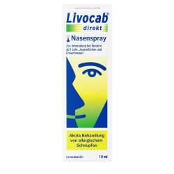 Livocab® direkt Nasenspray 0,05% Suspension 10ml