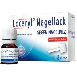 Loceryl Nagellack gegen Nagelpilz Direkt-Applikator 2.5ml