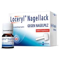 Loceryl Nagellack gegen Nagelpilz Direkt-Applikator 3ml