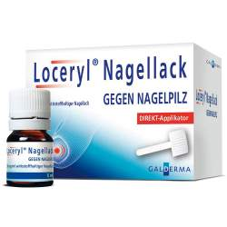 Loceryl Nagellack gegen Nagelpilz Direkt-Applikator 5ml