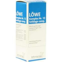 Löwe Komplex Nr.13 Solidago comp. Tropf. 50ml