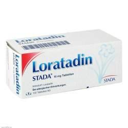 Loratadin STADA® 10mg 100 Tbl.