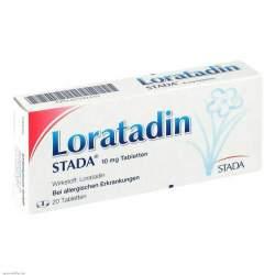 Loratadin STADA® 10mg 20 Tbl.