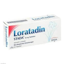 Loratadin STADA® 10mg 50 Tbl.