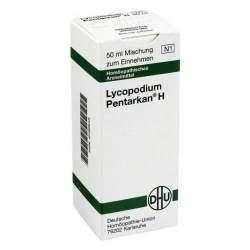 Lycopodium Pentarkan® H Mischung 50ml