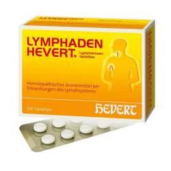 Lymphaden Hevert Lymphdrüsen 100 Tbl.