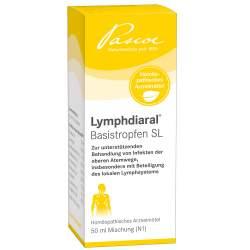 Lymphdiaral® Basistropfen SL 50ml