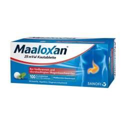 Maaloxan® 25mVal 2x 50 Kautbl.