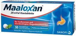 Maaloxan® 25mVal 50 Kautbl.