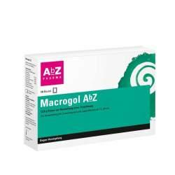 Macrogol AbZ Pulver zur Herstellung einer Lösung zum Einnehmen 10 Btl.