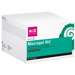 Macrogol AbZ Pulver zur Herstellung einer Lösung zum Einnehmen 50 Btl.