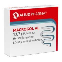 Macrogol AL 13,7g 10 Btl.