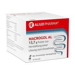 Macrogol AL 13,7g 50 Btl.