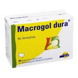 Macrogol dura® 20 Btl.