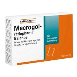 Macrogol-ratiopharm® Balance 10 Btl.