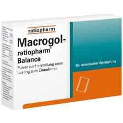 Macrogol-ratiopharm® Balance 100 Btl.