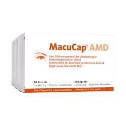 MacuCap® AMD 270 Kaps. (90+180)