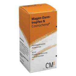 Magen-Darmtropfen N Cosmochema 50ml