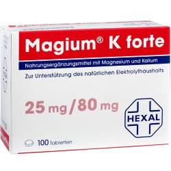 Magium® K forte 100 Tbl.