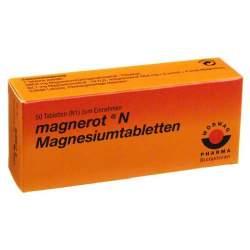 magnerot® N Magnesiumtabletten 50 Tbl.