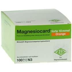 Magnesiocard® forte 10mmol Orange 100 Btl.