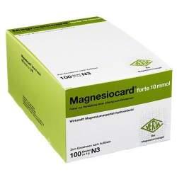 Magnesiocard® forte 10mmol Pulver 100 Btl.