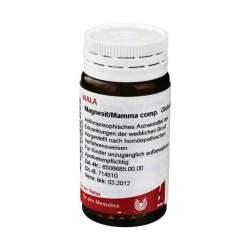 Magnesit/Mamma comp. Wala Glob. 20g