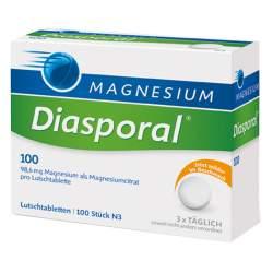 Magnesium-Diasporal® 100 100 Lutschtbl.