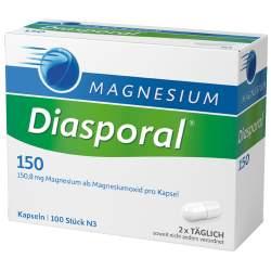 Magnesium-Diasporal® 150 100 Kaps.