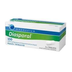 Magnesium-Diasporal® 150 50 Kaps.