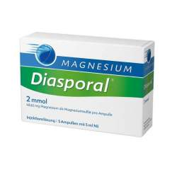 Magnesium-Diasporal® 2mmol 5x5ml