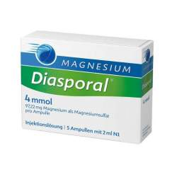 Magnesium-Diasporal® 4mmol 5x2ml