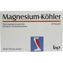 Magnesium Köhler 30 Kapseln
