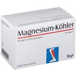 Magnesium Köhler 90 Kapseln