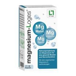 magnesium-Loges® 60 Kapseln