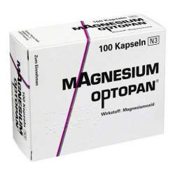 Magnesium-Optopan® 100 Hartkaps.