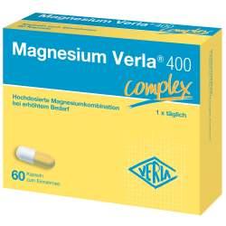 Magnesium Verla® 400 60 Kaps.