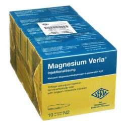 Magnesium Verla® Inj.-Lsg. 50 Amp.