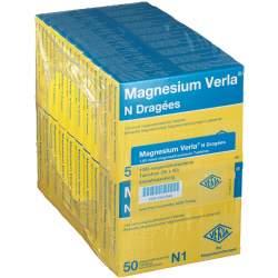 Magnesium Verla® N 1000 Drg. (20x50)