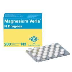 Magnesium Verla® N 200 Drg.