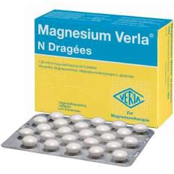 Magnesium Verla® N 50 Drg.