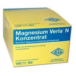 Magnesium Verla® N Konz. 100 Btl.