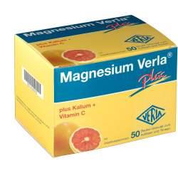 Magnesium Verla® plus Granulat 50 Btl.