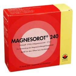 MAGNESOROT 240® Suspension zum Einnehmen 20 Btl.