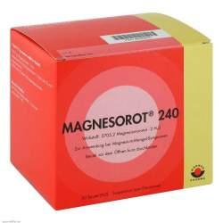 MAGNESOROT 240® Suspension zum Einnehmen 50 Btl.