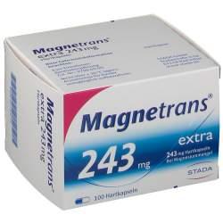 Magnetrans® extra 243mg 100 Hartkaps.
