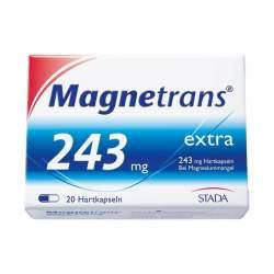 Magnetrans® extra 243mg 20 Hartkaps.