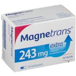 Magnetrans® extra 243mg 50 Hartkaps.