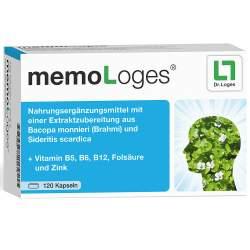 memoLoges® 120 Kapseln