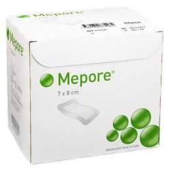 Mepore® 55 Verbände 7x 8cm steril
